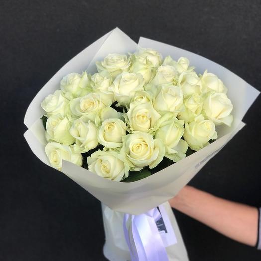 "Букет ""Белоснежка"": букеты цветов на заказ Flowwow"