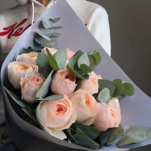 Джульетта: букеты цветов на заказ Flowwow