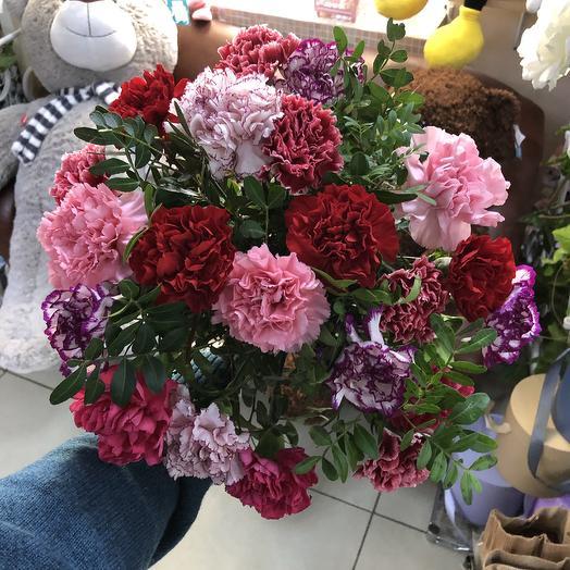 Диантус: букеты цветов на заказ Flowwow