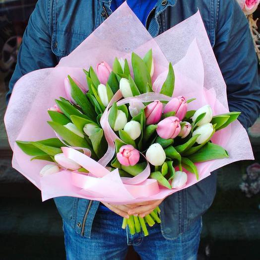 21 микс  тюльпан
