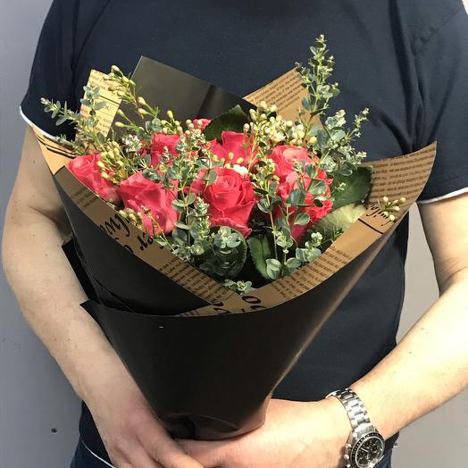 Кавказ: букеты цветов на заказ Flowwow