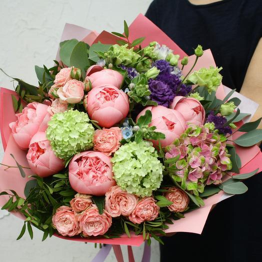 Букет 67: букеты цветов на заказ Flowwow