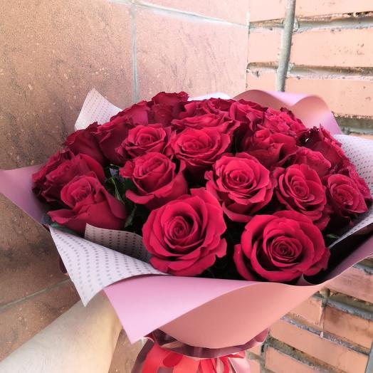 Романтическая страсть