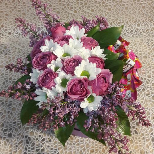 Весна1: букеты цветов на заказ Flowwow