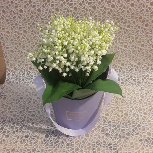 Ландыш: букеты цветов на заказ Flowwow