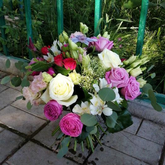 Жаклин: букеты цветов на заказ Flowwow