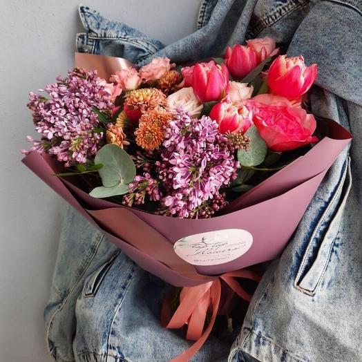 Цветочный букет 59