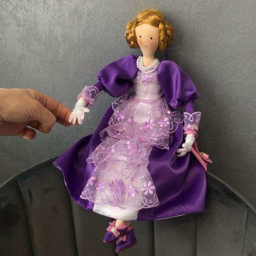Кукла ручной работы 42 см