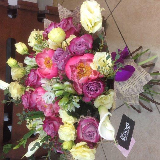 Provincia: букеты цветов на заказ Flowwow