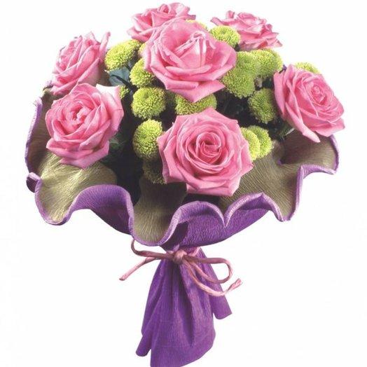БЦ-160165 Марианне: букеты цветов на заказ Flowwow