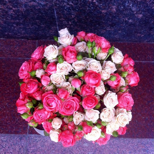 Букет Малу: букеты цветов на заказ Flowwow