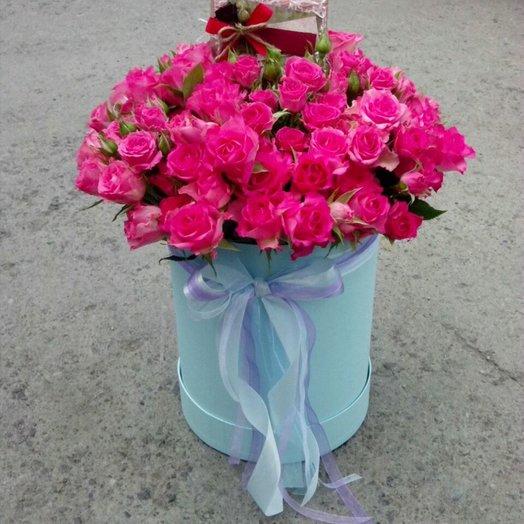 Хит: букеты цветов на заказ Flowwow