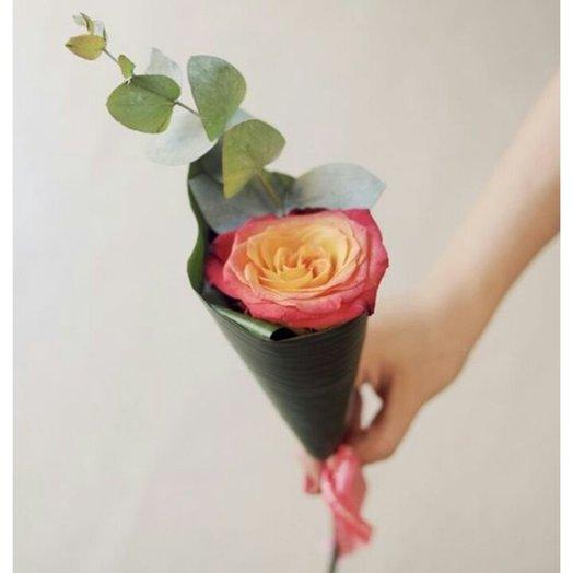 Роза роза: букеты цветов на заказ Flowwow