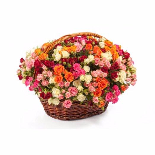 Супер микс: букеты цветов на заказ Flowwow