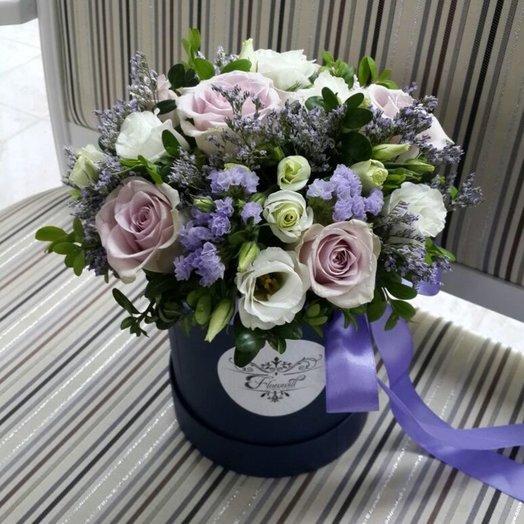 Дельфиния: букеты цветов на заказ Flowwow