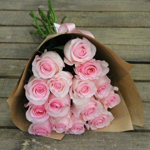 Букет 15 роз