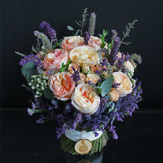 Снопик Прованс: букеты цветов на заказ Flowwow