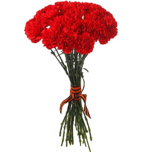 "Букет ""С Днем победы!"": букеты цветов на заказ Flowwow"
