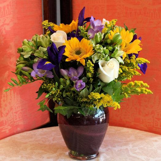 Сказочная фантазия: букеты цветов на заказ Flowwow