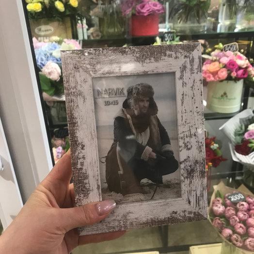 Рамка для фото: букеты цветов на заказ Flowwow