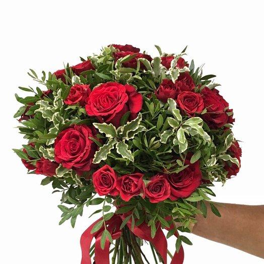 Букет «Творение»: букеты цветов на заказ Flowwow
