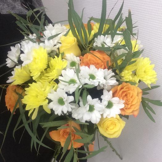 Праздник солнца: букеты цветов на заказ Flowwow
