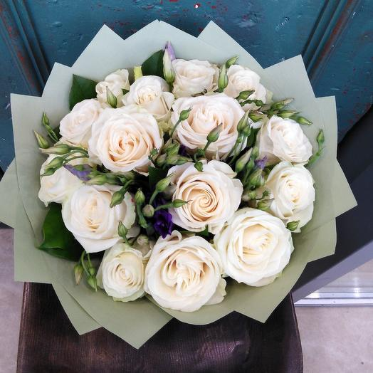 Загляденье: букеты цветов на заказ Flowwow