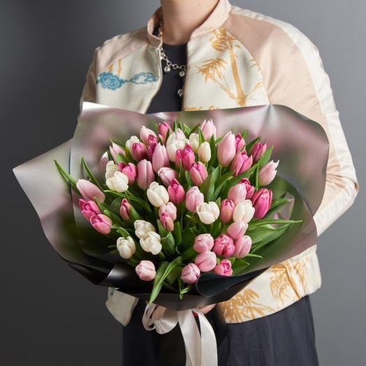 "Букет ""Весна идет"": букеты цветов на заказ Flowwow"