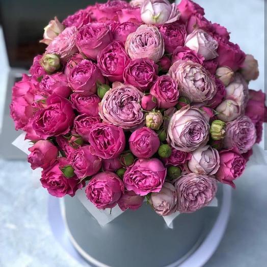 """Цветочная композиция """"Сокровище"""": букеты цветов на заказ Flowwow"""