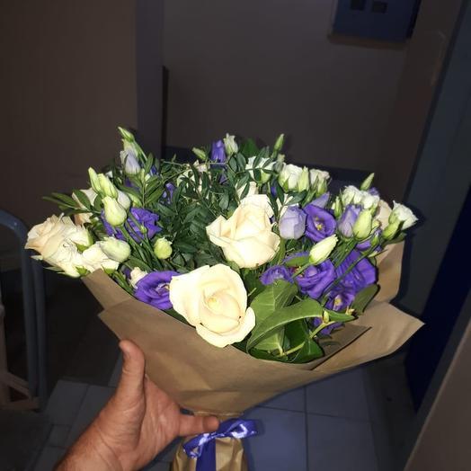 Букет влюбленных: букеты цветов на заказ Flowwow