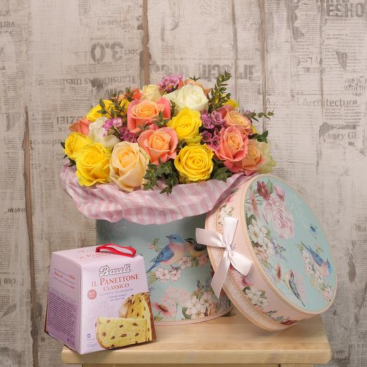 «Чайная церемония»: букеты цветов на заказ Flowwow