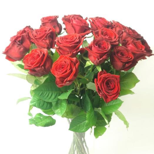 """""""Рэд Наоми 25"""": букеты цветов на заказ Flowwow"""