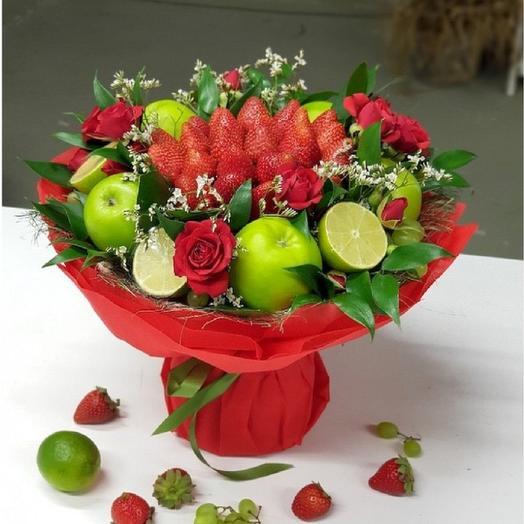 WOW эффект: букеты цветов на заказ Flowwow