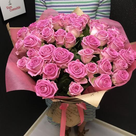 Аква 51: букеты цветов на заказ Flowwow