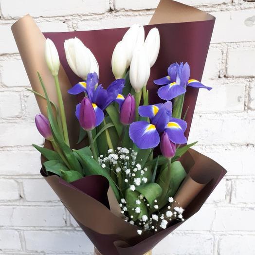 Деловой: букеты цветов на заказ Flowwow