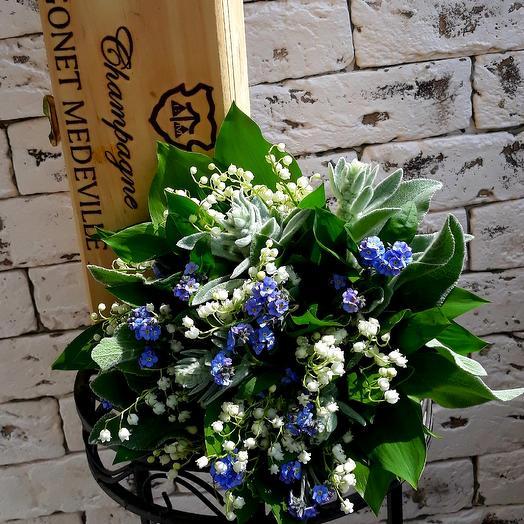 """Букет """"Северное сияние"""": букеты цветов на заказ Flowwow"""