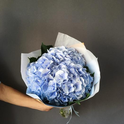 Облако XS нежно голубой: букеты цветов на заказ Flowwow