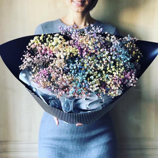 """Стильный букет """"Грезы"""": букеты цветов на заказ Flowwow"""