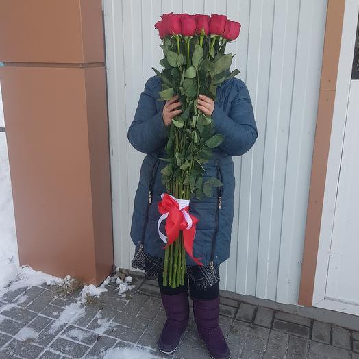 Фридом 1метр: букеты цветов на заказ Flowwow