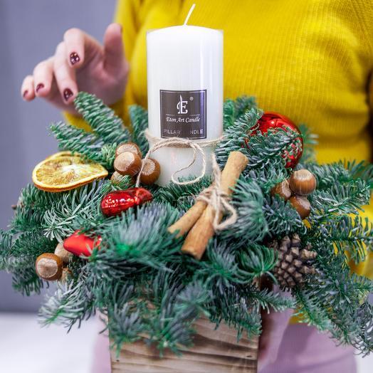 «Рождественская свеча»