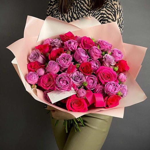 Кларнетт: букеты цветов на заказ Flowwow
