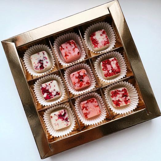 Шоколадный набор «мечта»: букеты цветов на заказ Flowwow
