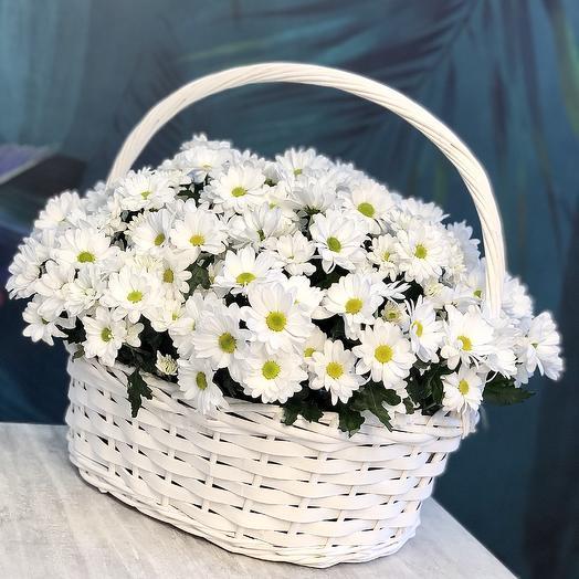 Корзина «Гигант»: букеты цветов на заказ Flowwow