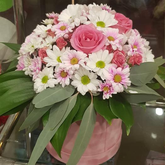 Неженка: букеты цветов на заказ Flowwow