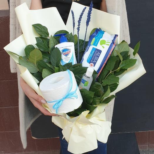 Антивирус: букеты цветов на заказ Flowwow