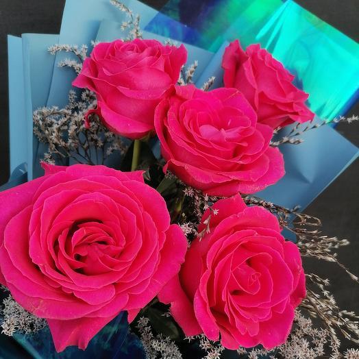 Мистический: букеты цветов на заказ Flowwow