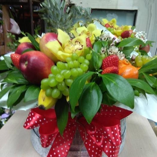 Букет Малибу: букеты цветов на заказ Flowwow