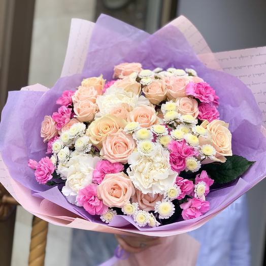 Аура: букеты цветов на заказ Flowwow