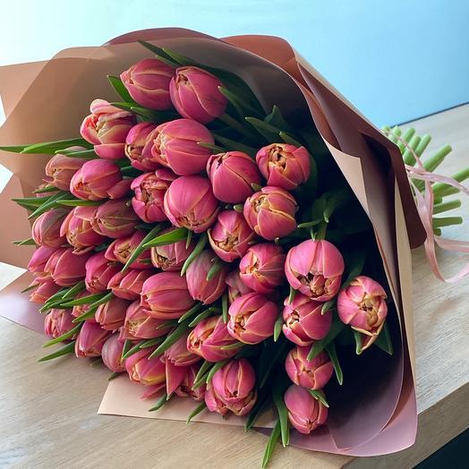 Тюльпан колумбус 🌷💗💗