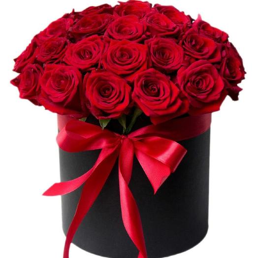 Тебе 51 роза